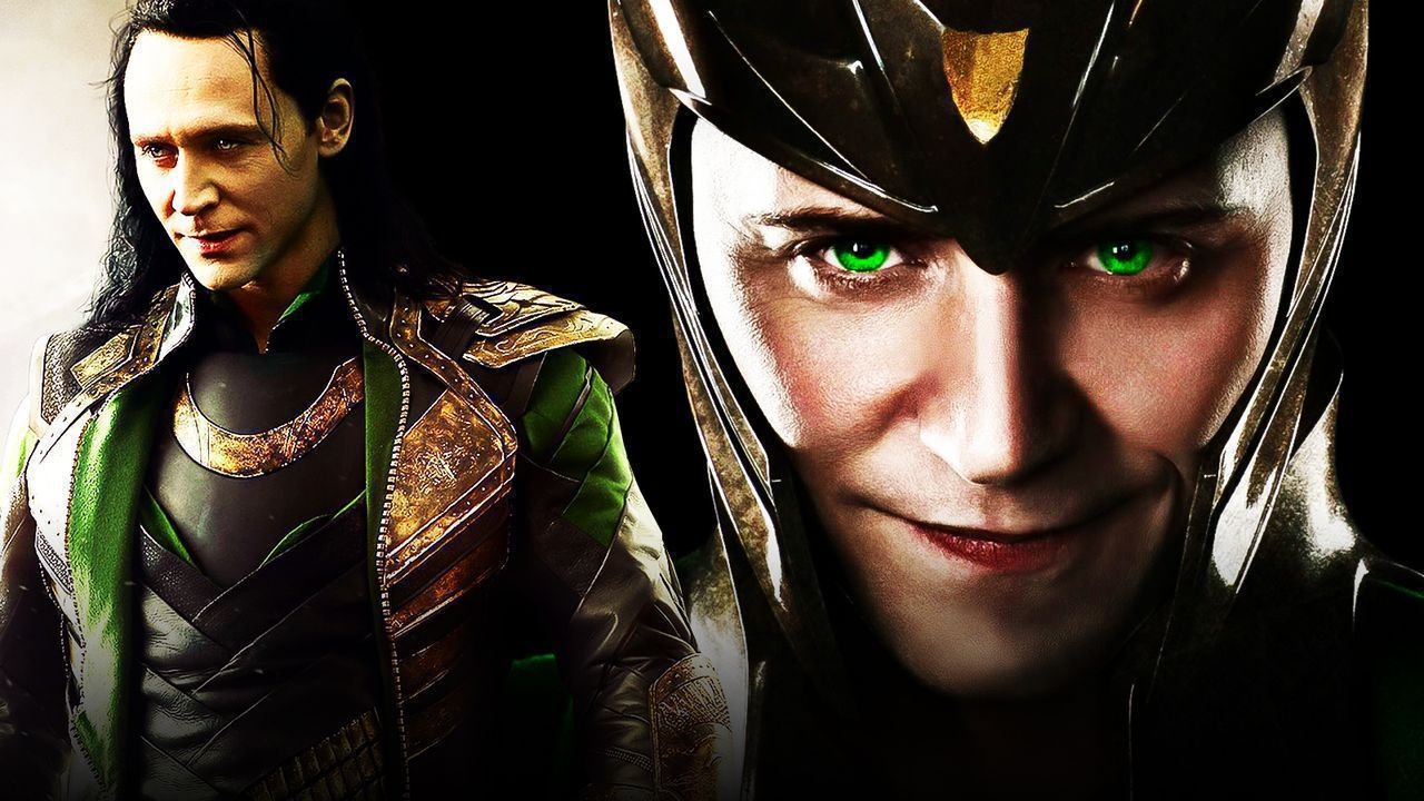 Loki Tom HIddleston Background Desktop