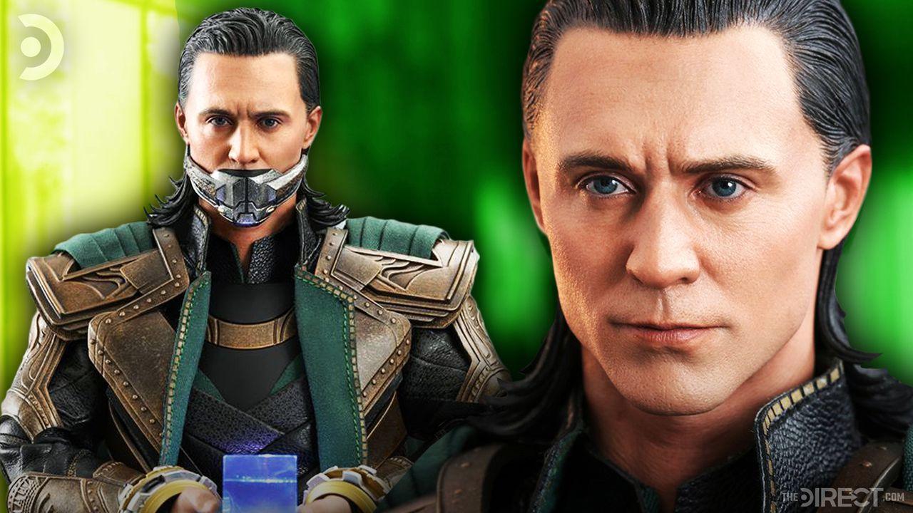 Hot Toys Loki figure
