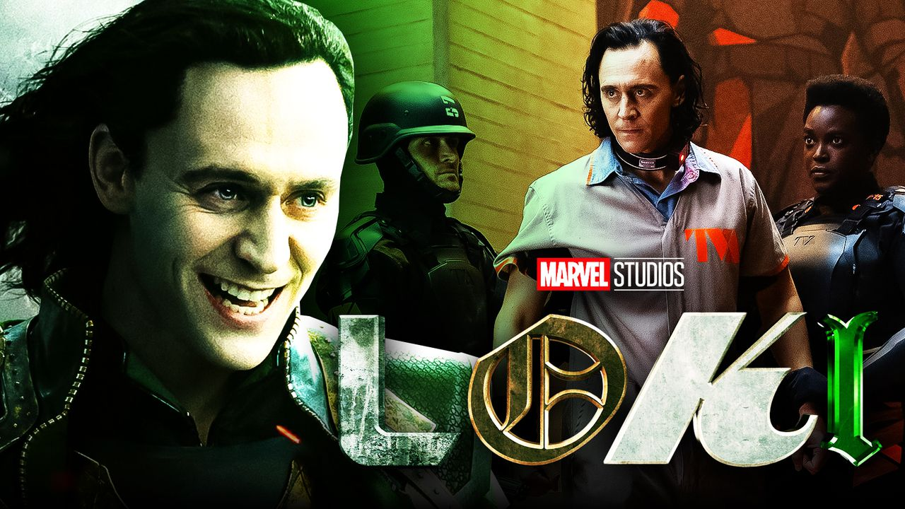 Loki Show Logo Scenes