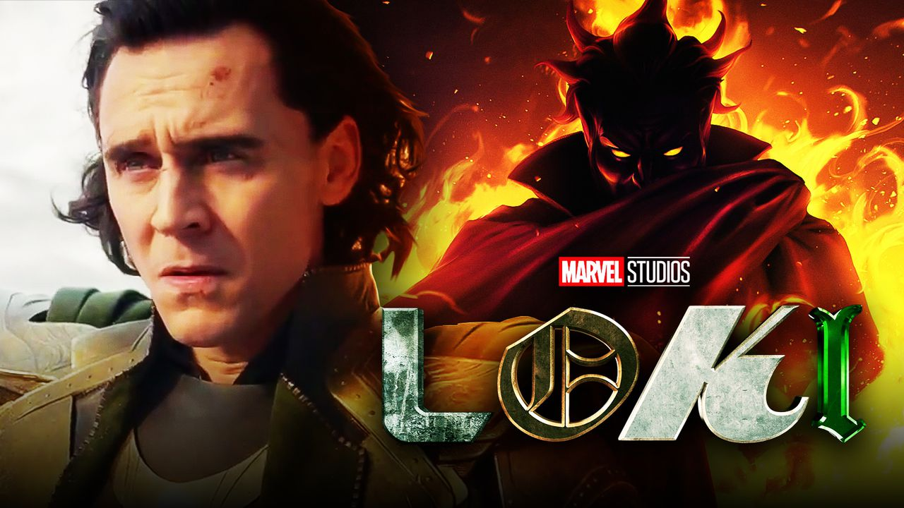 Loki and Mephisto