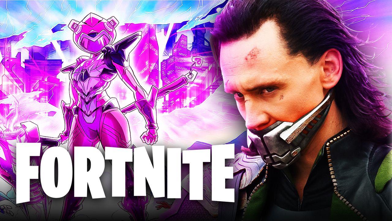 Loki, Marvel MCU, Fortnite, PS5, Xbox