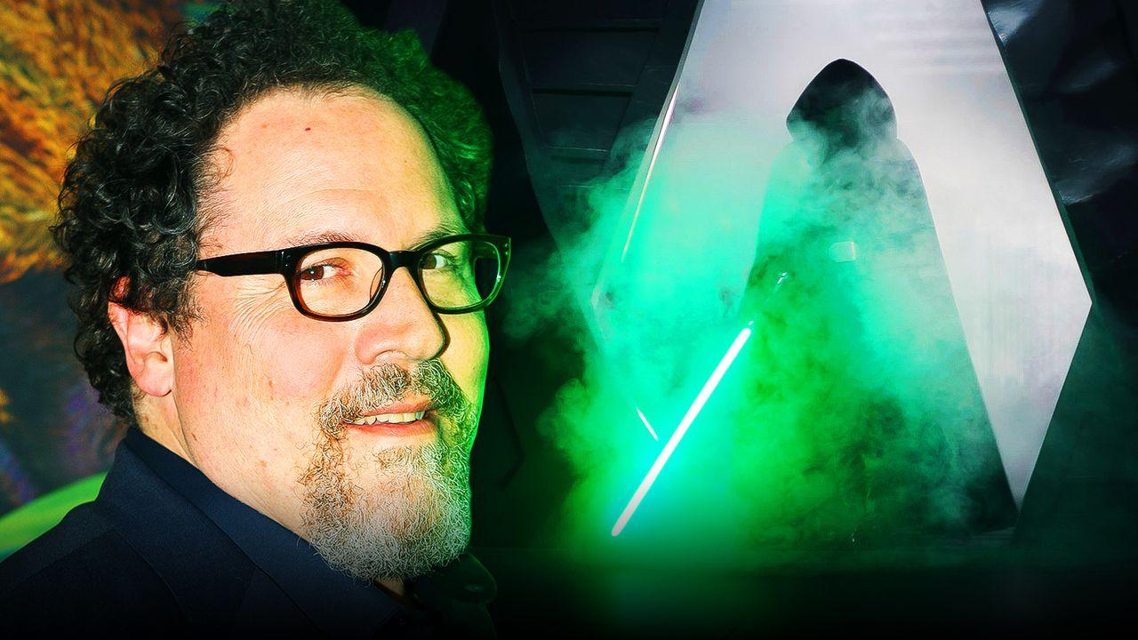Jon Favreau, Luke Skywalker