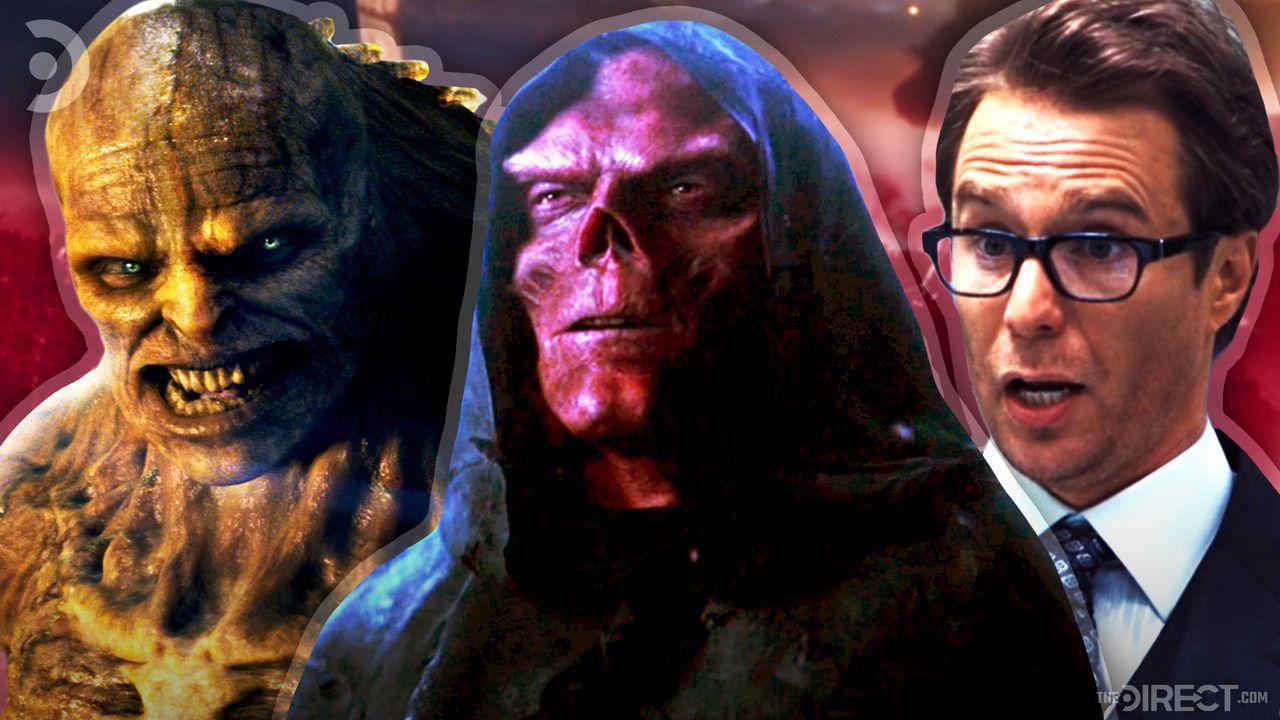 Abomination, Red Skull, Justin Hammer