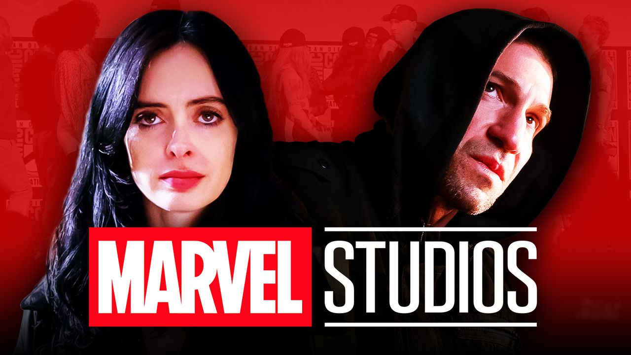 Jessica Jones, The Punisher, Marvel Studios