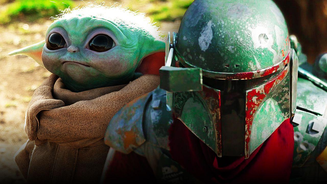 Baby Yoda, Boba Fett