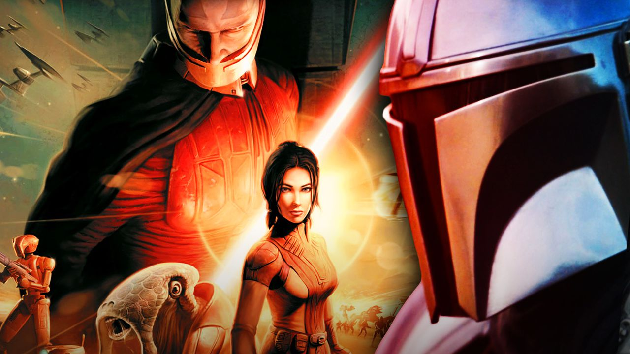 Mando, Knights of the Old Republic characters