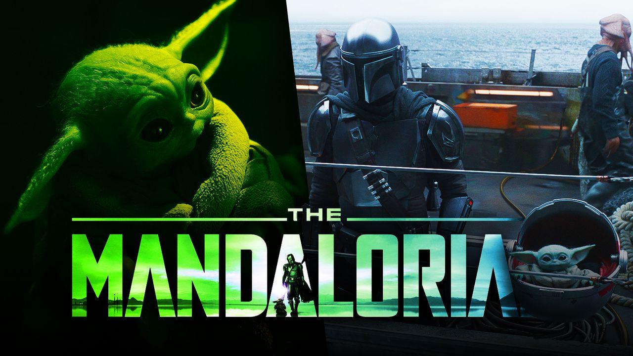Baby Yoda, Mando on Ship