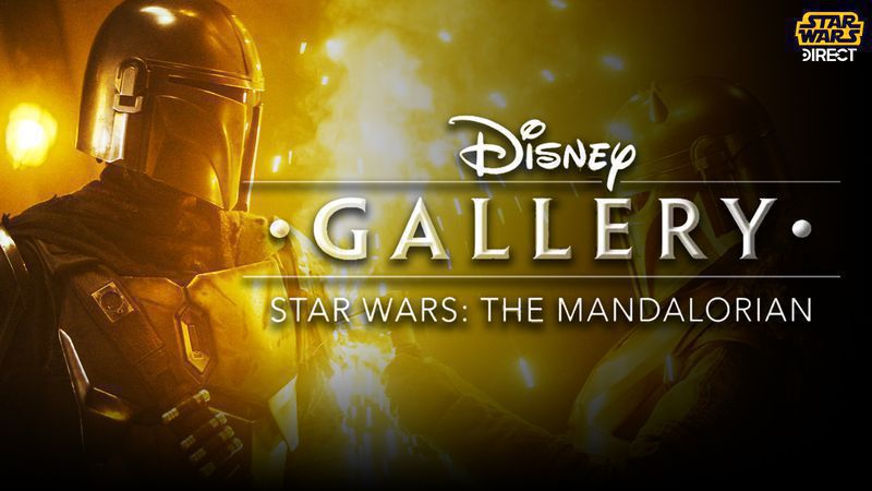 The Mandalorian documentary series releasing on Disney+
