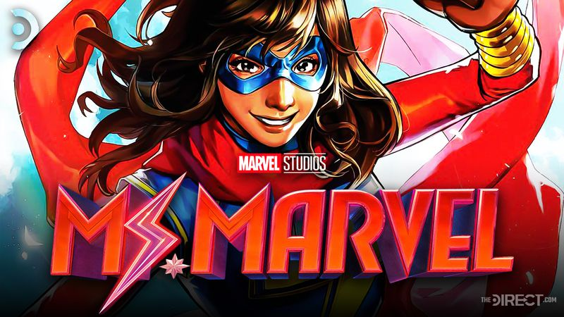 Ms. Marvel and Ms. Marvel logo