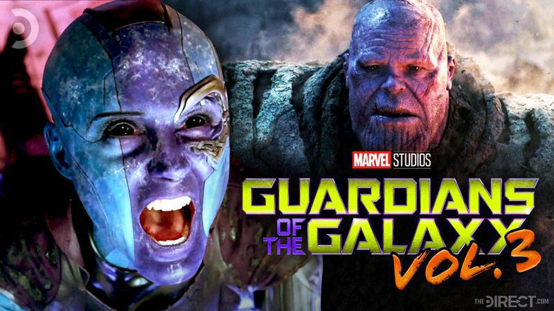"Nebula will be ""rebuilding her life"" in Guardians of the Galaxy Vol. 3"