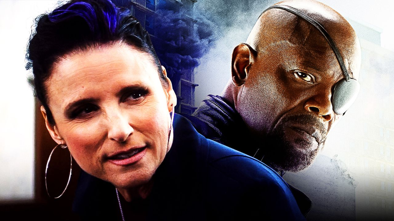 The Falcon and the Winter Soldier, Valentina, Julia Louis-Dreyfus, Nick Fury
