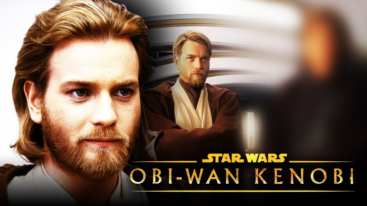 Obi-Wan Kenobi Disney+: Ewan McGregor Teases Special Scene With Mystery Person