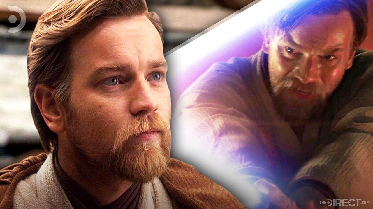 Obi-Wan Kenobi in Revenge of the Sith