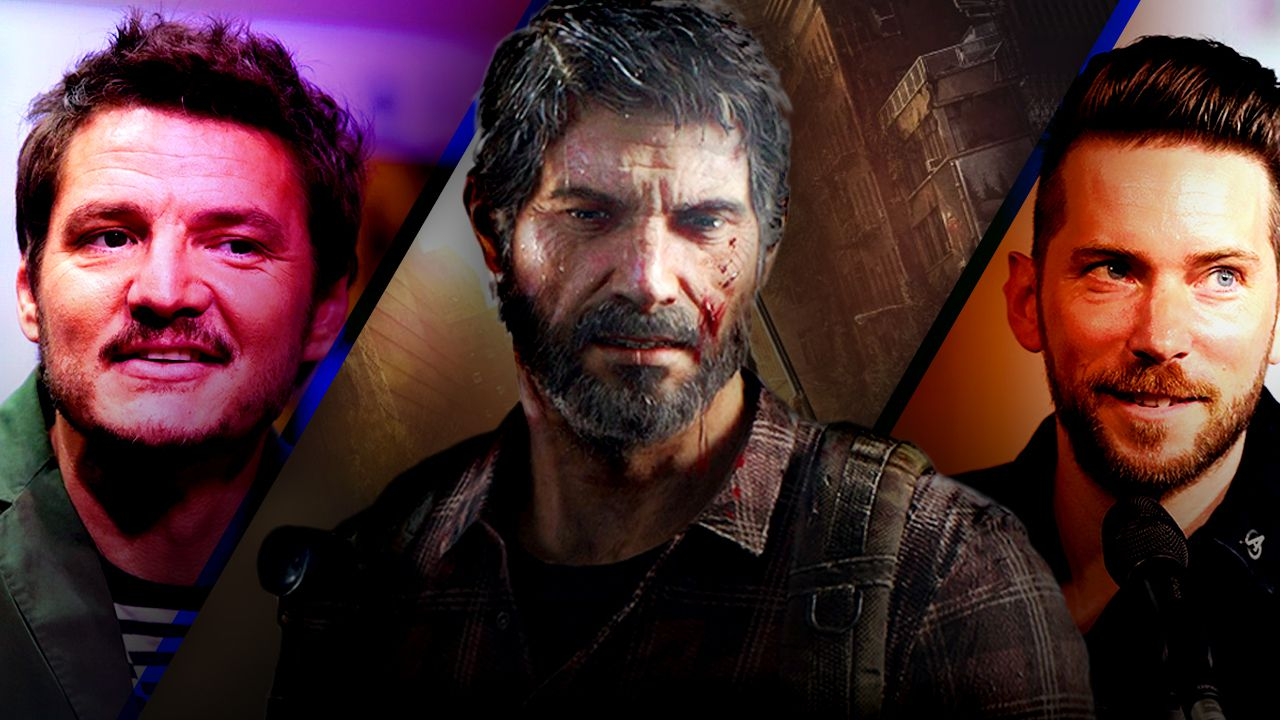 The Last of Us Joel, Pedro Pascal, Troy Baker