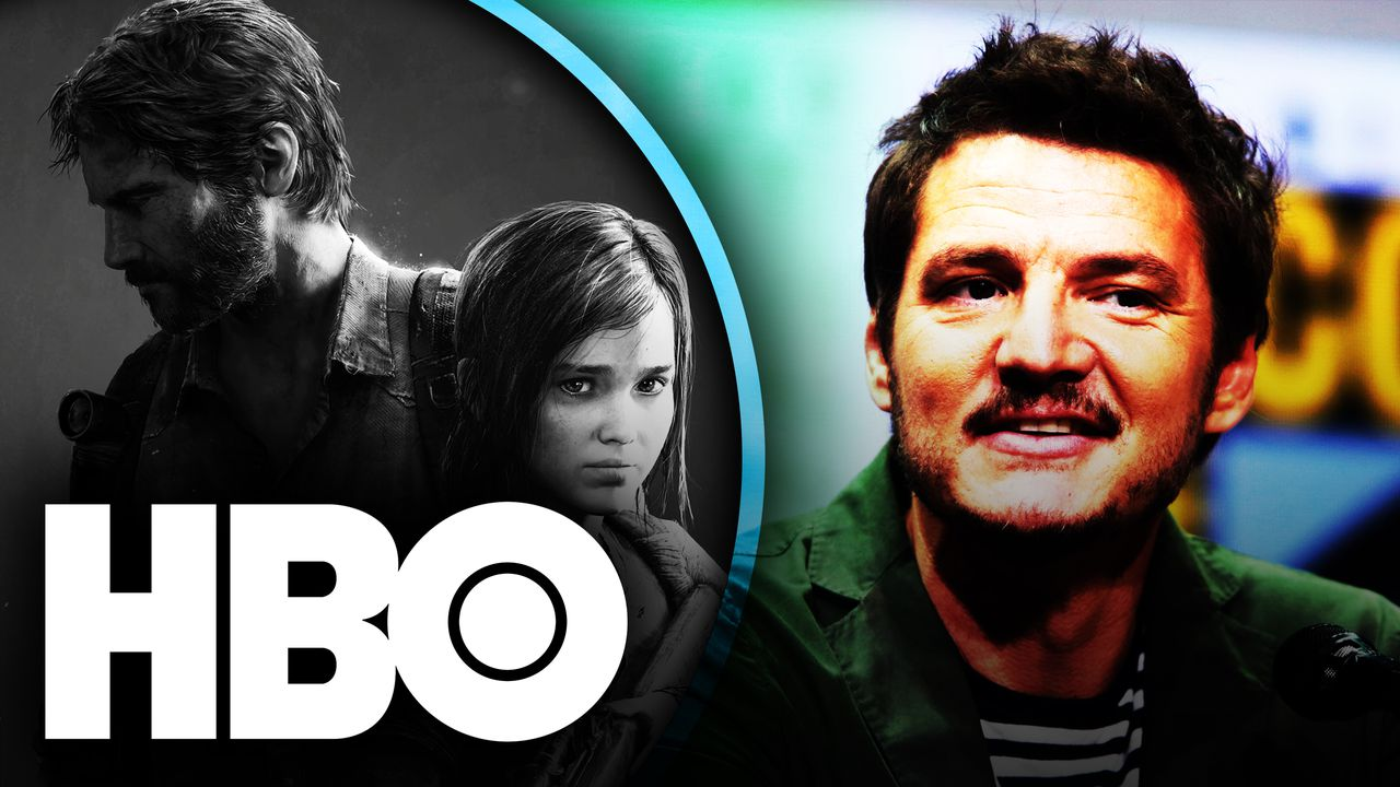 Pedro Pascal Last of Us HBO