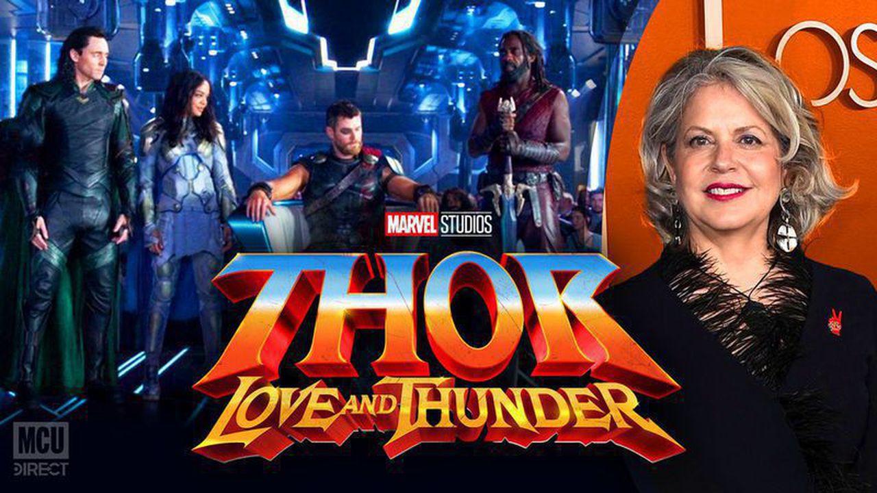 Thor Ragnarok's costume designer returns for Love and Thunder