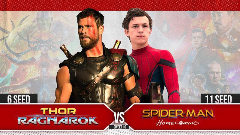 Ragnarok vs. Homecoming