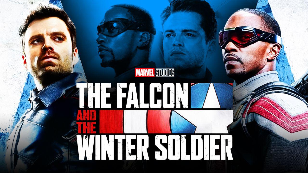 Falcon Winter Soldier Disney Plus