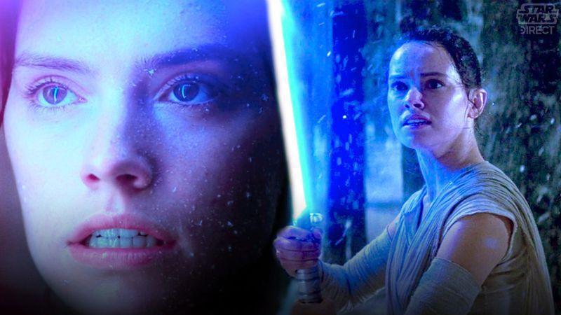 Rey Skywalker Rise of Skywalker