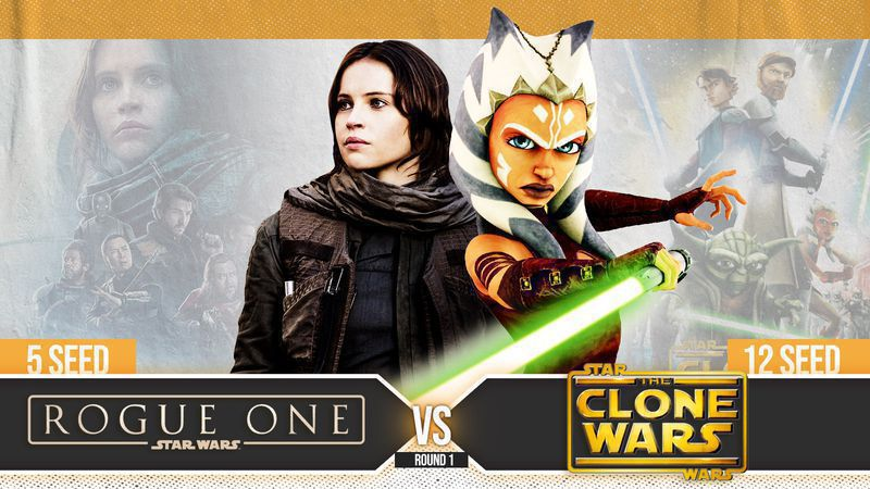 Rogue One vs. The Clone Wars