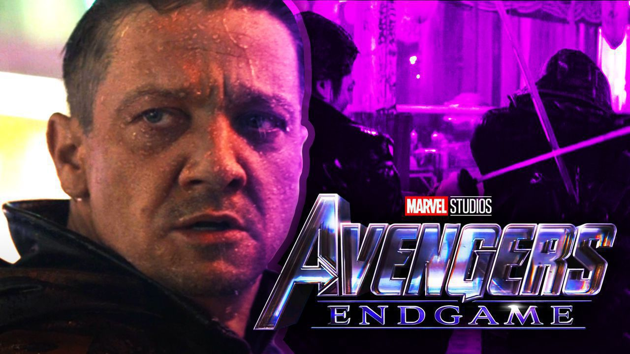 Watch: Jeremy Renner Stuntman Fights on the Avengers: Endgame Set In New Video