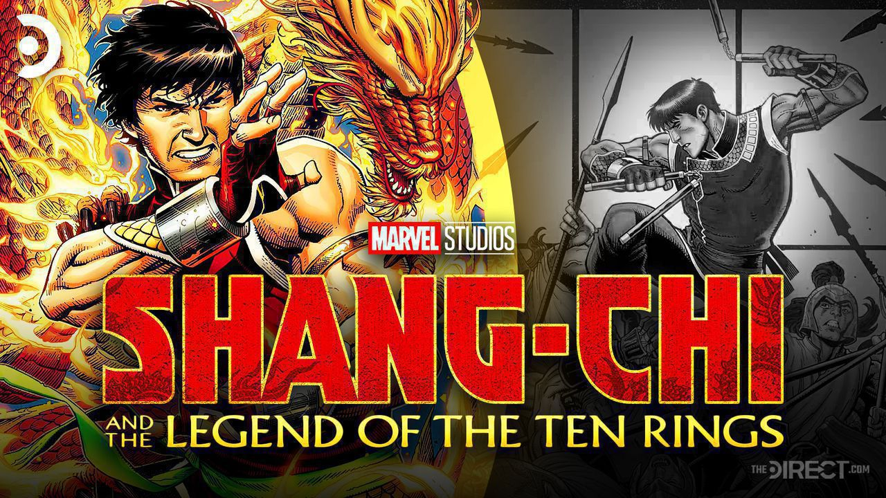 Shang-Chi and the Legend of the Ten Rings logo, Shang-Chi
