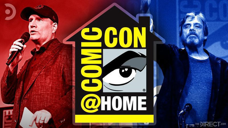 San Diego Comic-Con will take place at home this year