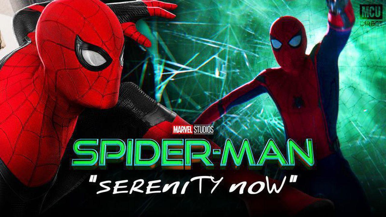 Marvel Studios' Spider-Man: Serenity Now