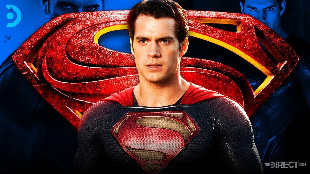 Henry Cavill as Superman, Superman Logo