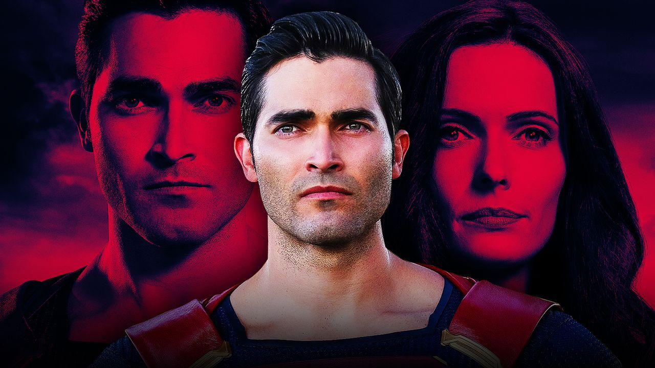 Tyler Hoechlin as Superman, Elizabeth Tulloch as Lois Lane