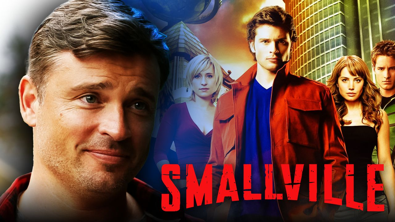Smallville Star Tom Welling Reveals Animated Spin-off Series In Development
