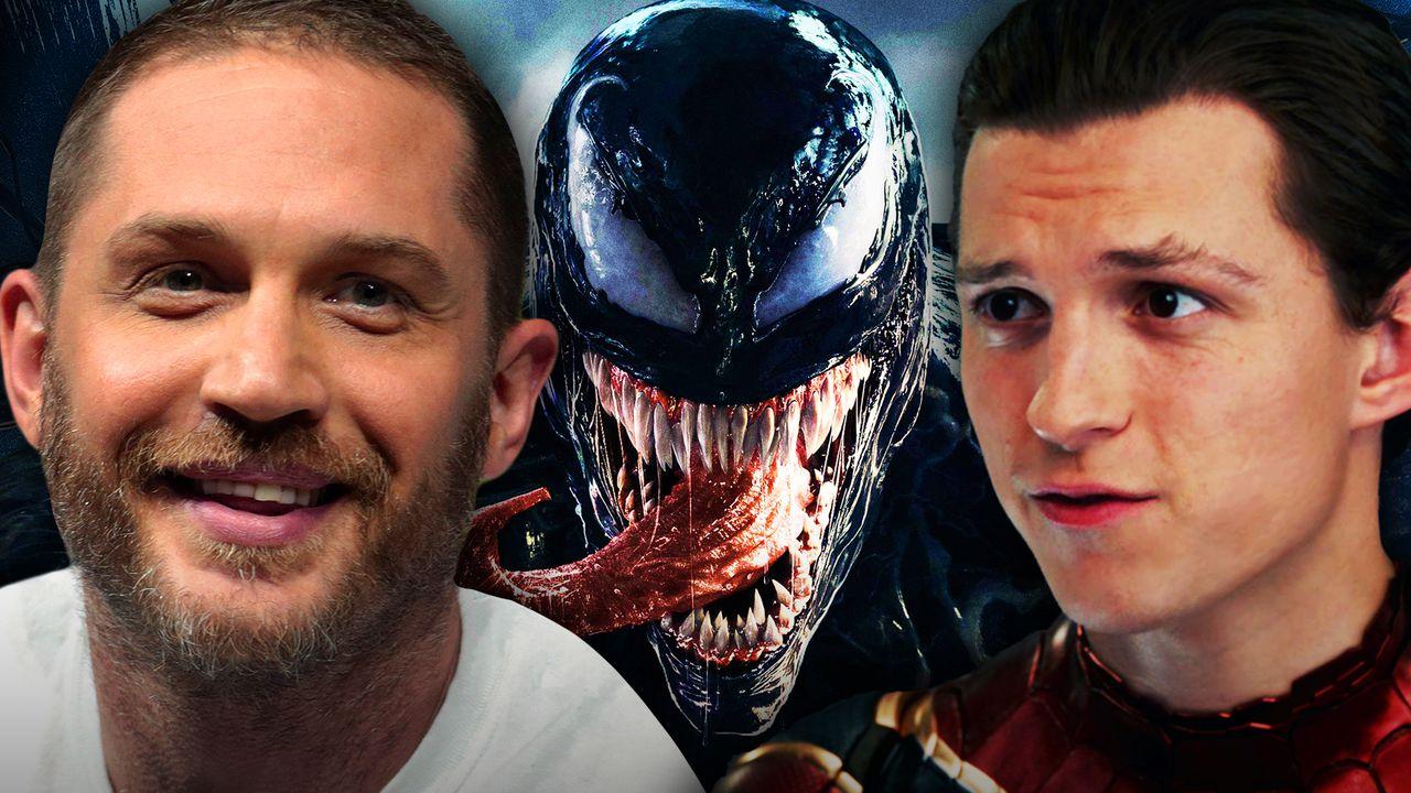 Tom Hardy, Venom, Tom Holland