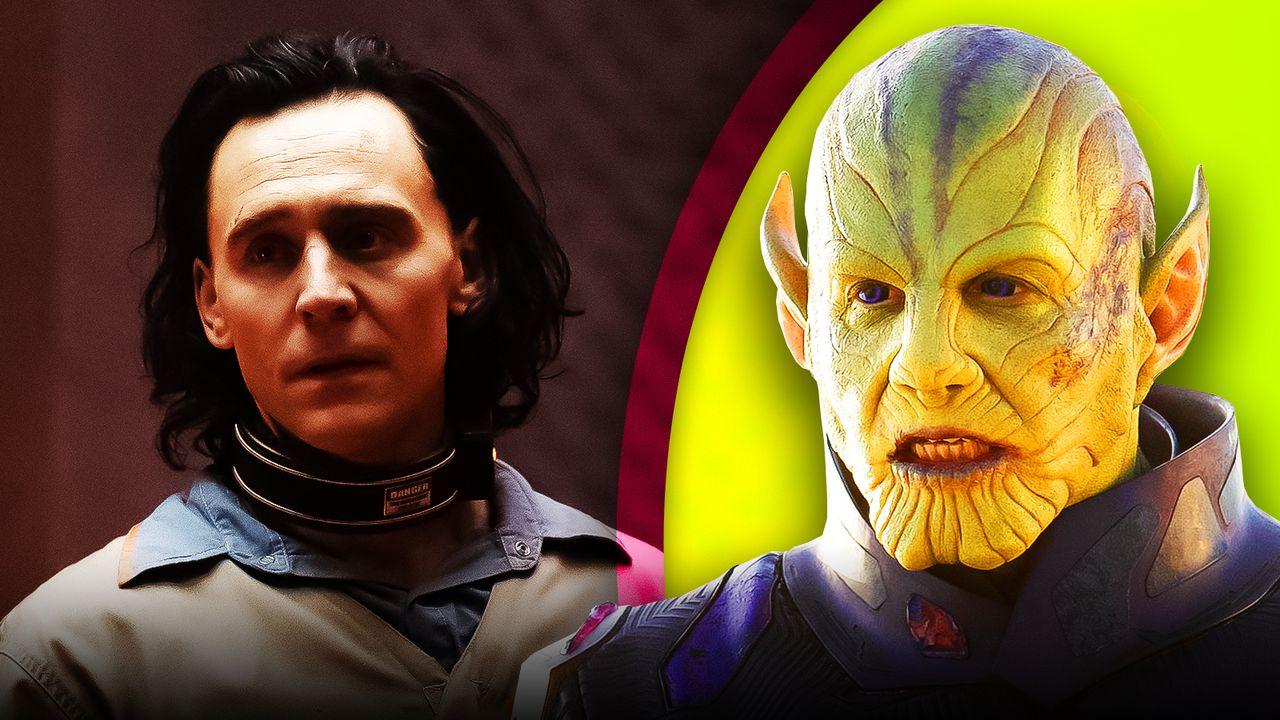 Loki, Skrull, Disney+