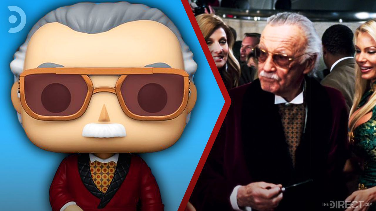 Stan Lee Iron Man Funko Pop, Stan Lee cameo in Iron Man
