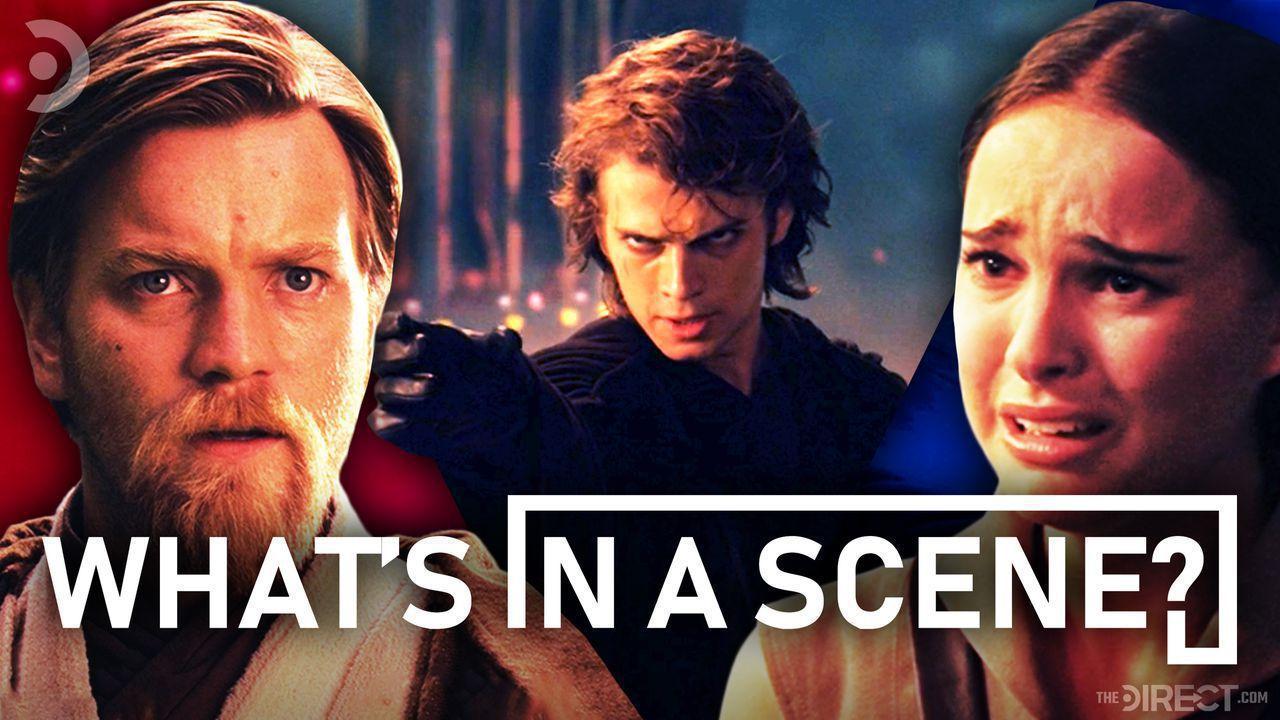 Obi-Wan Kenobi, Anakin, Padme