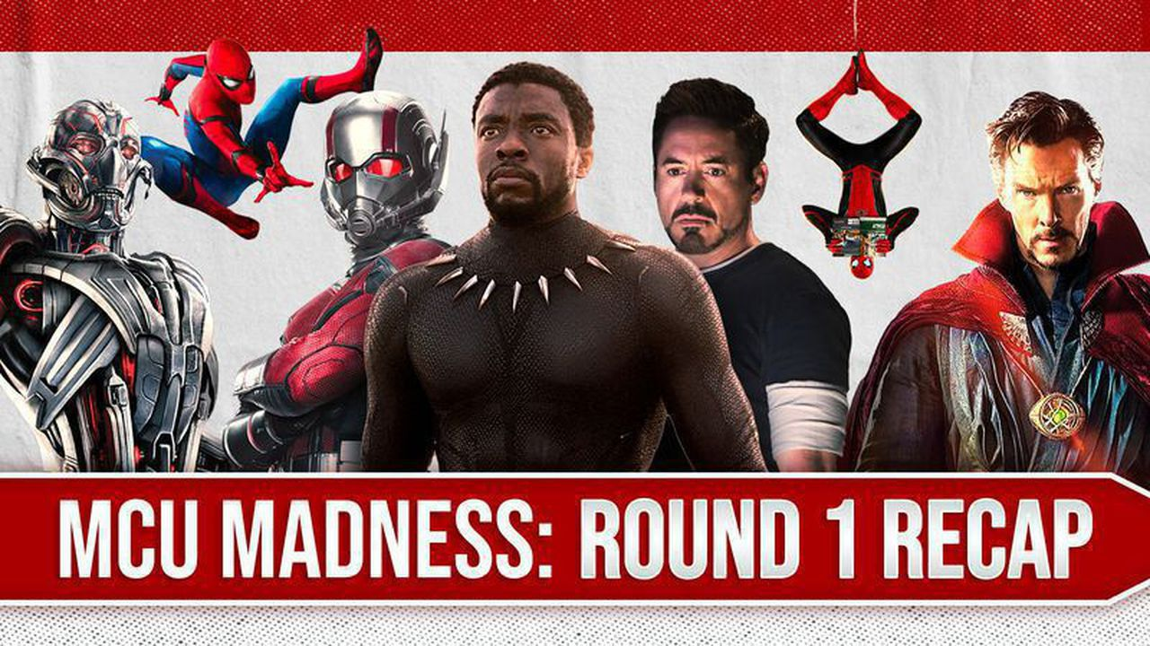 MCU MADNESS ROUND ONE RESULTS