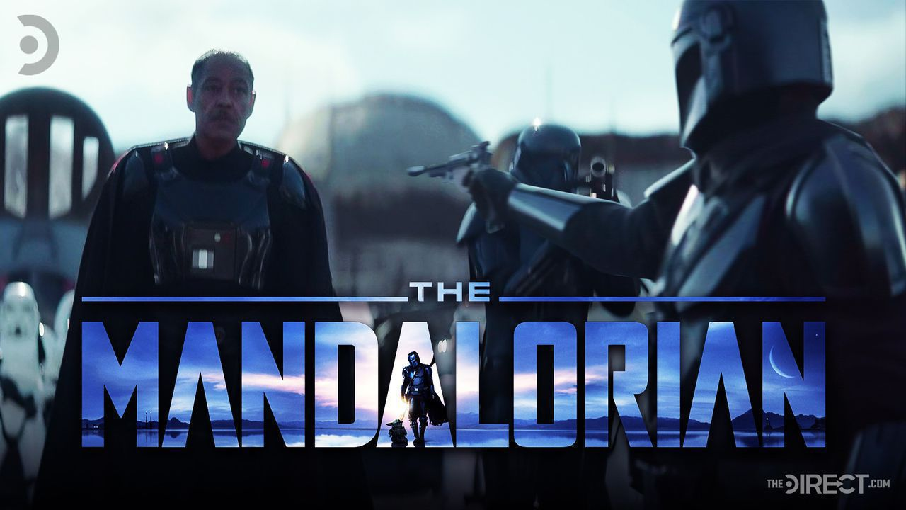 Mandalorian Moff Gideon