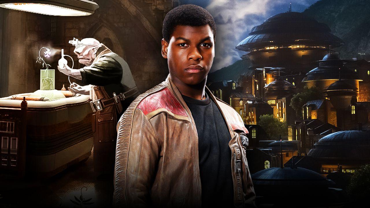 Finn, Canto Bight Star Wars