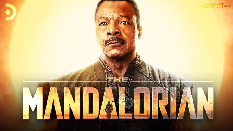 The Mandalorian Carl Weathers