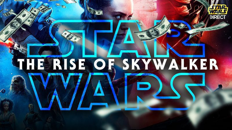 The Rise of Skywalker Is The 9th Most Profitable Film of 2019, Lowest Of The Sequel Trilogy