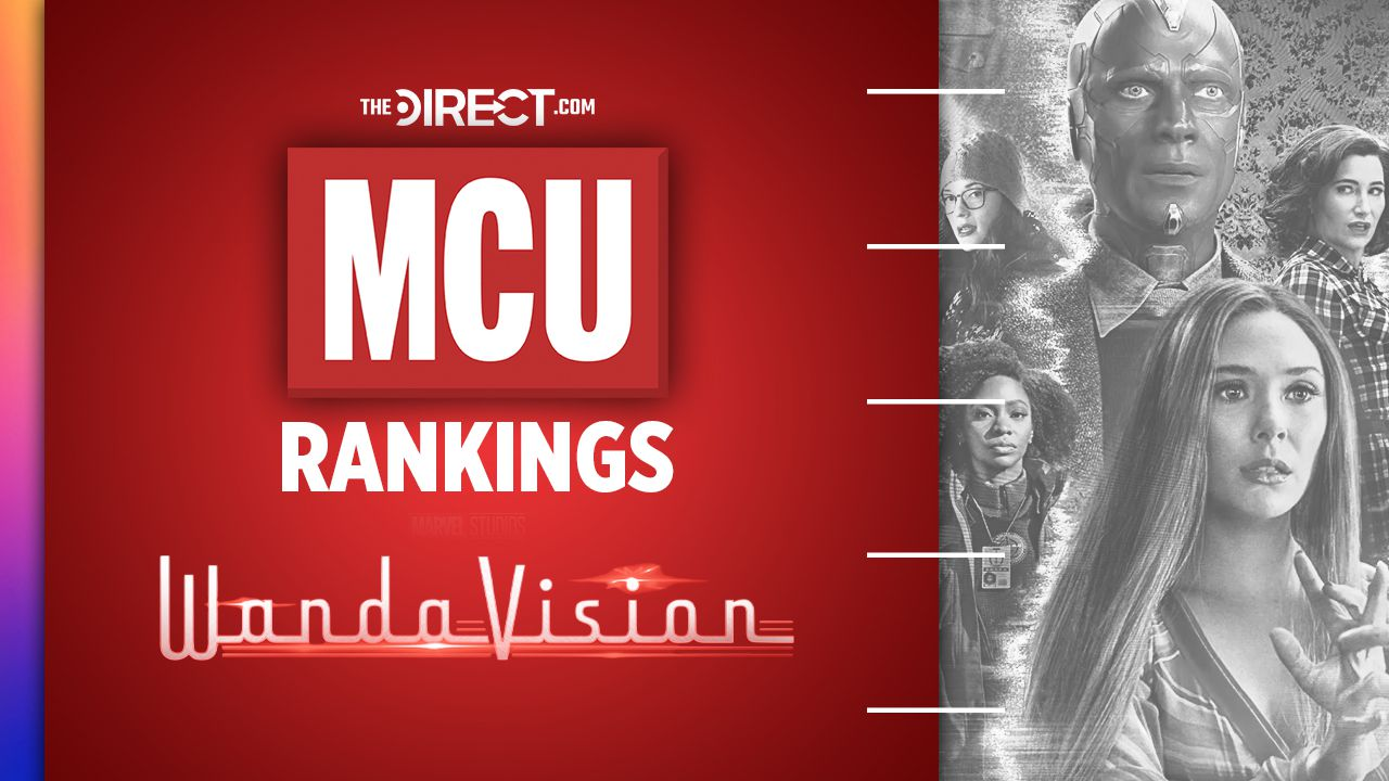 WandaVision Ranking In The MCU