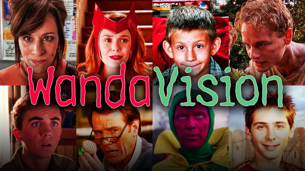 Malcom in the Middle characters, WandaVision