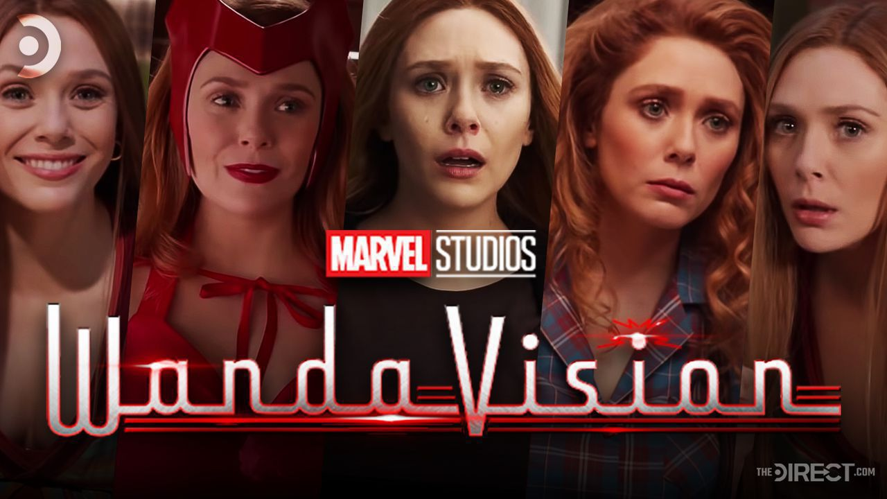 Multiple faces of Wanda Maximoff seen in the teaser trailer for WandaVision