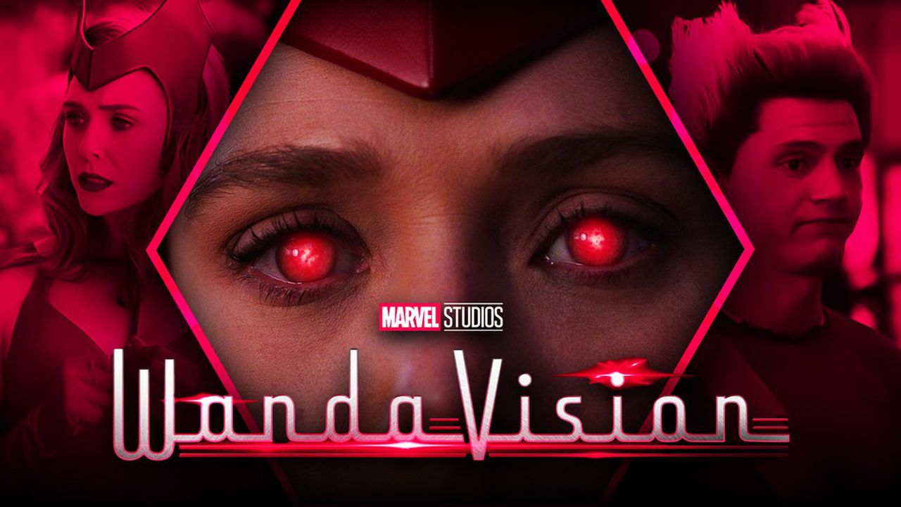 WandaVision, Pietro Maximoff, Quicksilver and Scarlet Witch