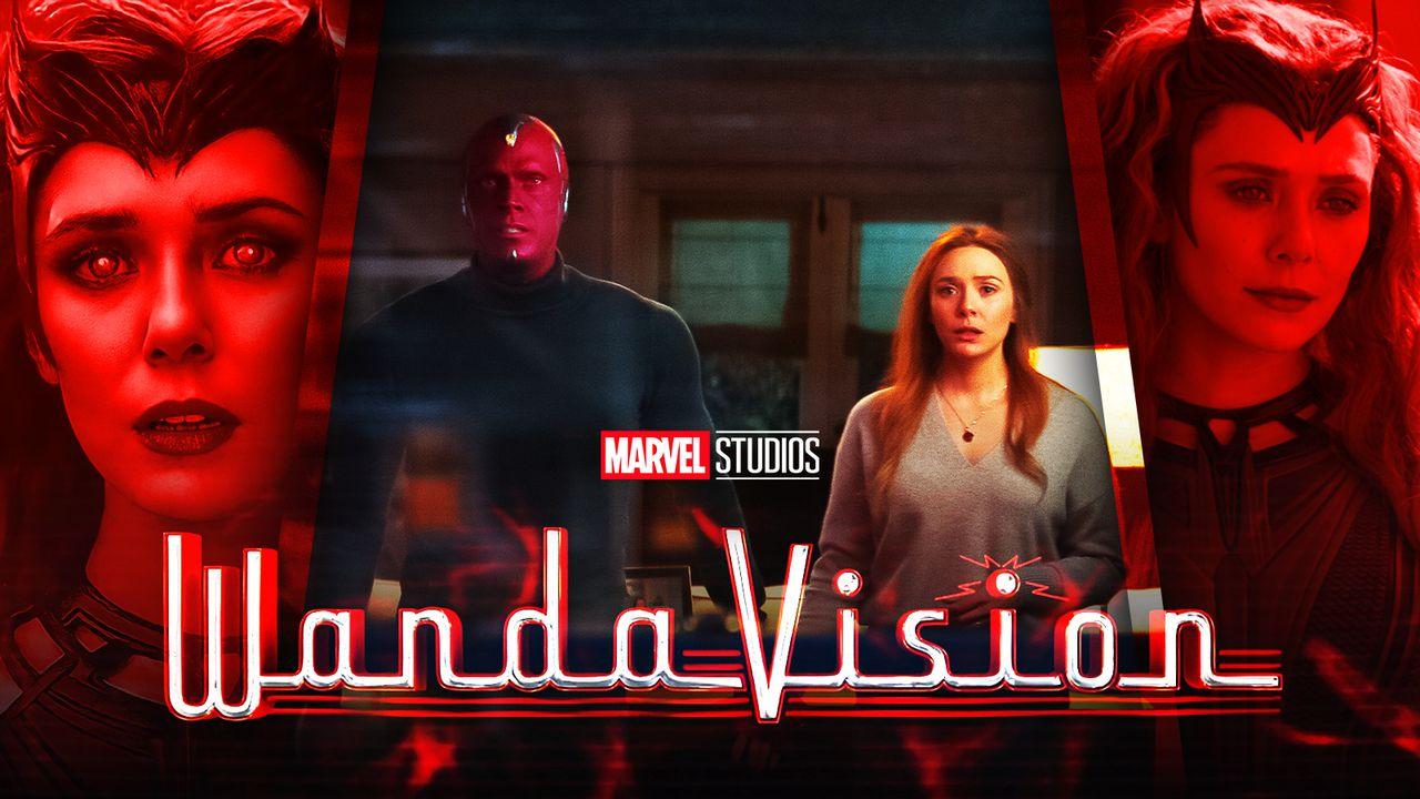 Vision and Wanda