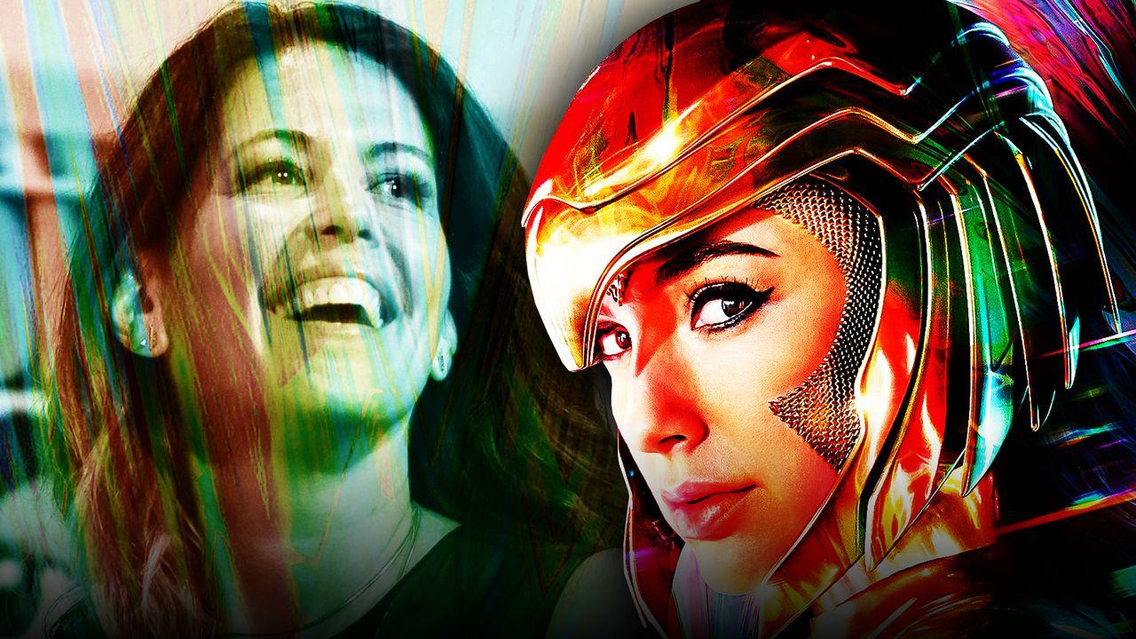 Patty Jenkins, Gal Gadot as Wonder Woman