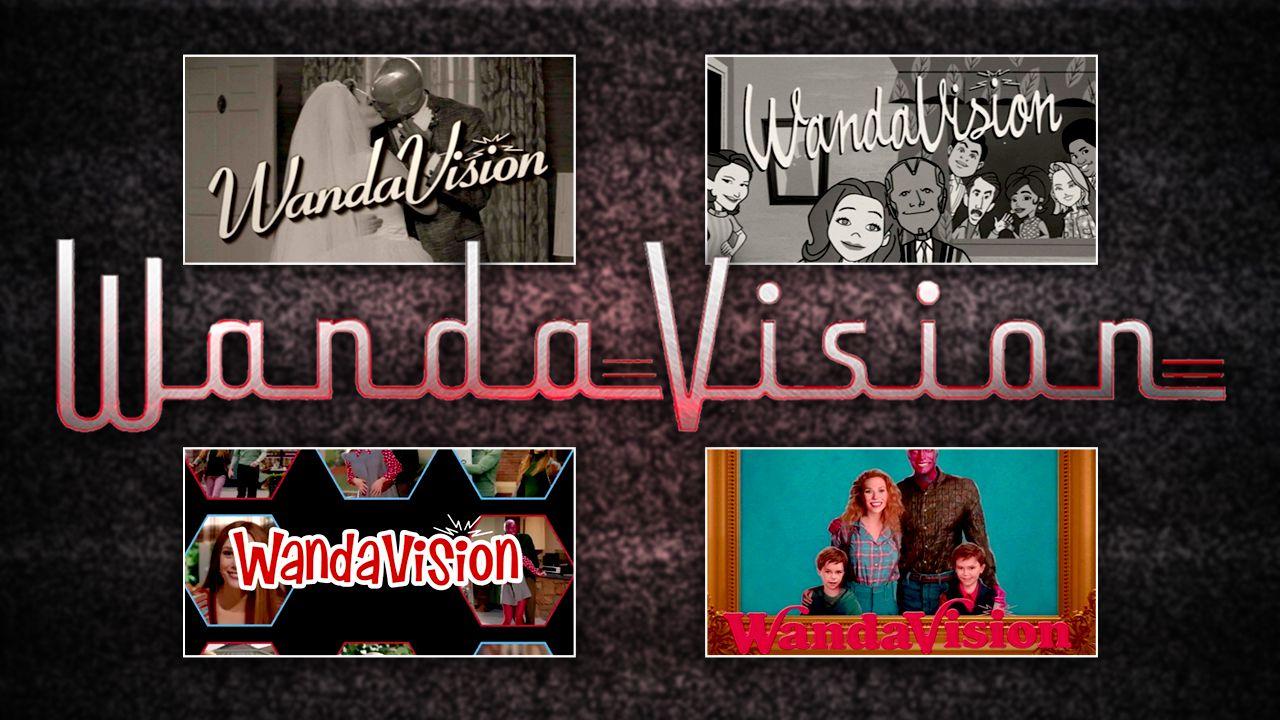 WandaVision titles