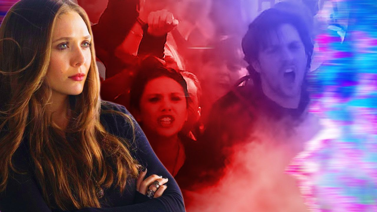 Scarlet Witch, Brother and Sister