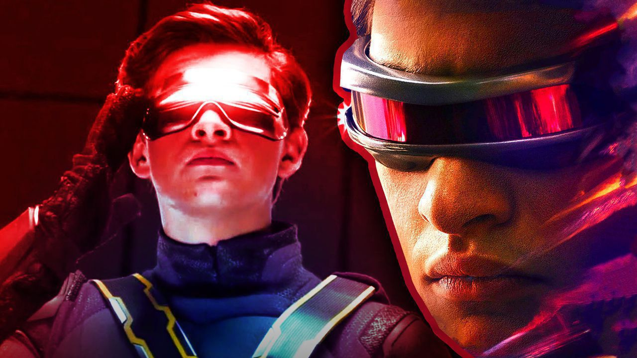 Cyclops X-Men, Cyclops X-Men Poster