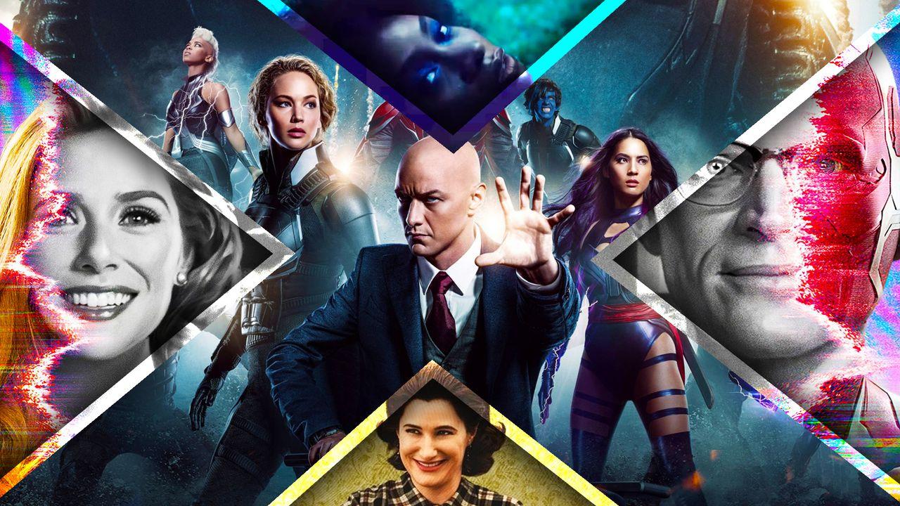 X-Men, WandaVision
